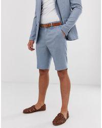Only & Sons Elegante Short - Blauw