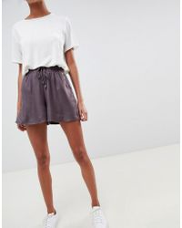 Bellfield - Shorts With Side Detail - Lyst