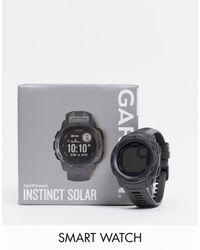Garmin Instinct - Montre connectée unisexe pour activité en extérieur 010-02293-00 - Noir