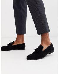 ASOS Tassel Loafers - Black