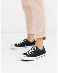 Converse Chuck Taylor All Star Classic Low Top - Schwarz