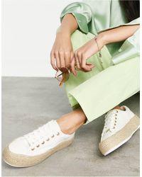 Glamorous Sneakers espadrilles - Multicolore
