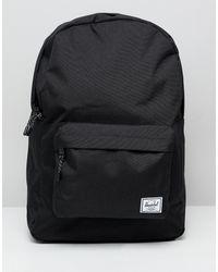 Herschel Supply Co. Классический Черный Рюкзак Вместимостью 21 Л -черный Цвет