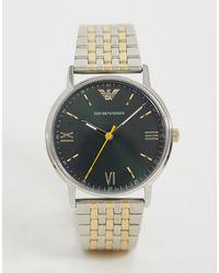 Emporio Armani Наручные Часы Ar11228 - Kappa - Многоцветный