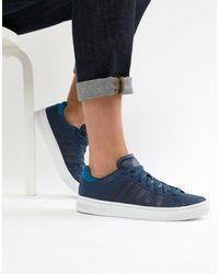 K-swiss K Swiss Court Frasco Sneaker - Blue