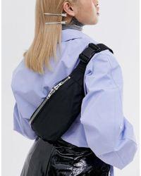 Weekday - Resort Capsule Mini Shoulder Bag In Black - Lyst