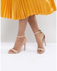 ALDO - Derolila Heeled Sandals - Lyst