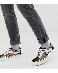 quality design 982dd 01906 Prey Bold Ni Trainers In Animal Print Exclusive At Asos - Multicolour