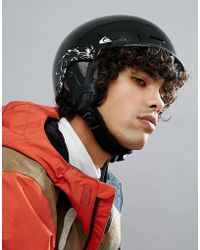 Quiksilver - Fusion Ski Helmet In Black - Lyst