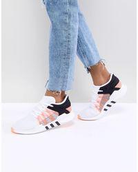 adidas Originals – EQT Racing Adv – Sneaker - Weiß