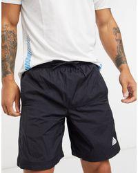 adidas – VRCT – Sport-Shorts - Schwarz