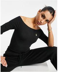 PUMA Черное Боди X Charlotte Olympia-черный Цвет