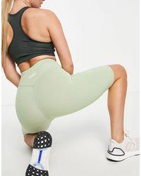 ASOS 4505 Icon Booty legging Short - Green