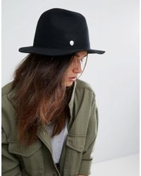 Cheap Monday - Trilby Hat - Lyst