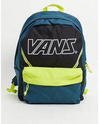 Vans Многоцветный Рюкзак Old Skool Plus Ii