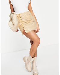 Motel - Mini A Line Skirt - Lyst