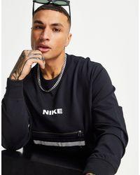 Nike Sudadera negra - Negro