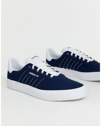 new arrival da124 13b25 3mc Trainers In Navy Ee6091 - Black