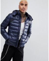 Calvin Klein - Down Jacket - Lyst
