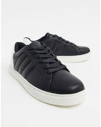 Brave Soul Sneakers - Black