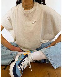 Nike Earth Day - T-shirt oversize - Neutre