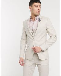 ASOS Wedding Skinny Suit Jacket - Multicolour