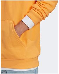 adidas Originals - Худи Оранжевого Цвета Essentials-оранжевый Цвет - Lyst