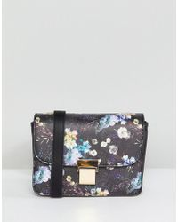 Oasis | Floral Print Across Body Bag | Lyst