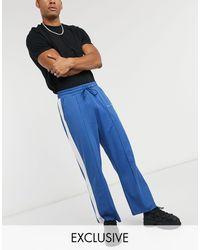 Reclaimed (vintage) Спортивные Джоггеры Inspired-синий