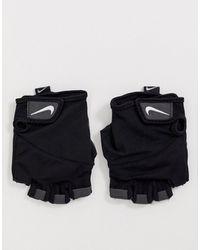 Nike Женские Спортивные Перчатки Training Elemental - Черный