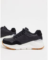 Skechers Rovina - Sneakers - Zwart