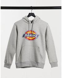 Dickies San Antonio Hoodie - Grey