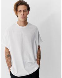 ASOS Organic Extreme Oversized T-shirt - White