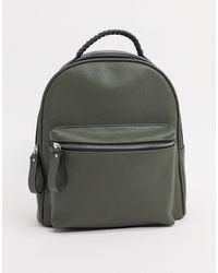 Stradivarius Backpack - Green