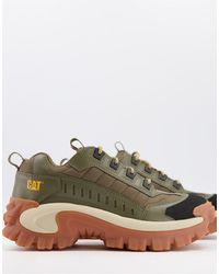Caterpillar Cat Intruder Sneakers - Green