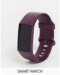 Fitbit Charge 4 Smart Watch - Purple