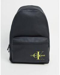 Calvin Klein - Хлопковый Рюкзак Объемом 45 Л С Покрытием -черный - Lyst