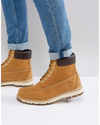 Timberland - Radford 6 Inch Boots In Wheat - Lyst