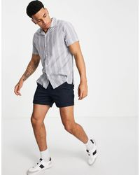 Abercrombie & Fitch Camisa - Azul