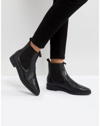 Mango - Pull On Ankle Boot - Lyst