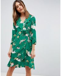 Y.A.S Tippa Animal Print Dress - Lyst b389b01db