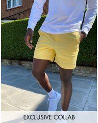 Polo Ralph Lauren X Asos Exclusive Collab Prepster Short - Yellow