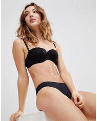 New Look - Essentials Strapless Bra - Lyst