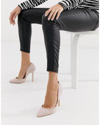 Glamorous - Pointed Court Shoe - Lyst