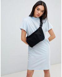 Cheap Monday - Square Logo Smash Dress - Lyst