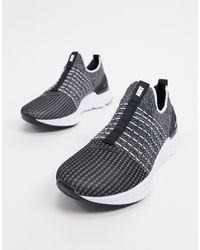 Nike React Phantom Run Flyknit 2 Running Shoe - Black