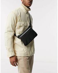 ASOS Cross Body Bum Bag - Black