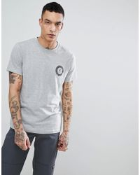 Wesc - Varsity Chest T-shirt - Lyst