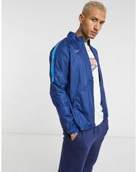 Nike Academy Track Jacket - Blue