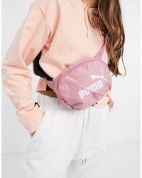 PUMA Розовая Сумка-кошелек На Пояс Phase-розовый